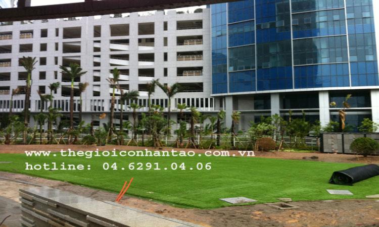 Cỏ nhân tạo sân vườn mang thiên nhiên đến với ngôi nhà bạn 2