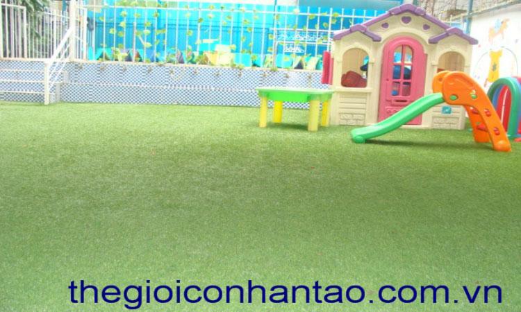 Cỏ nhân tạo sân vườn mang thiên nhiên đến với ngôi nhà bạn 9