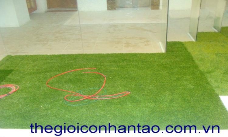 Cỏ nhân tạo sân vườn mang thiên nhiên đến với ngôi nhà bạn 6
