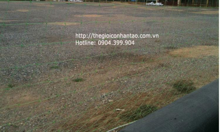 Sân bóng đá cỏ nhân tạo tại Đông Phong - Kỳ Thịnh - Kỳ Anh - Hà Tĩnh 2