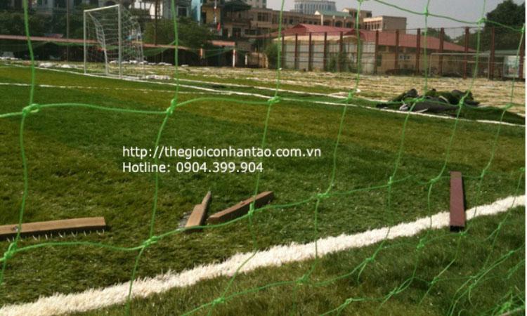 Sân bóng đá cỏ nhân tạo tại Đông Phong - Kỳ Thịnh - Kỳ Anh - Hà Tĩnh 4