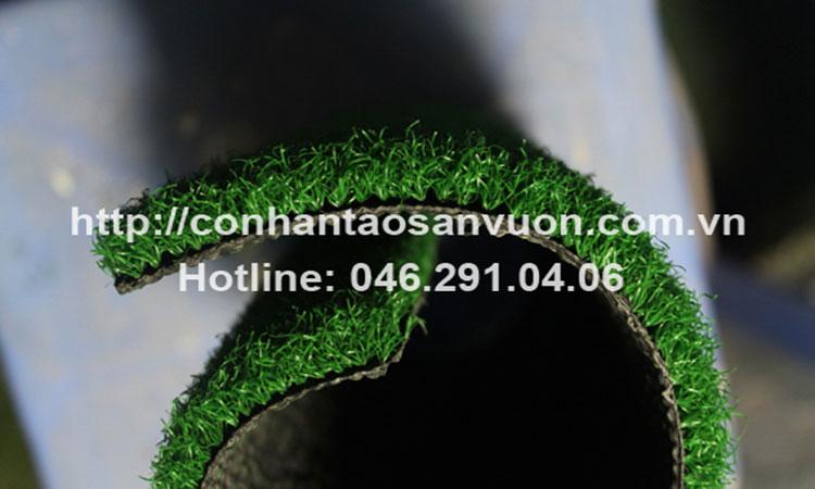 Chi tiết sản phẩm cỏ nhân tạo sân Golf DVN - G1 3