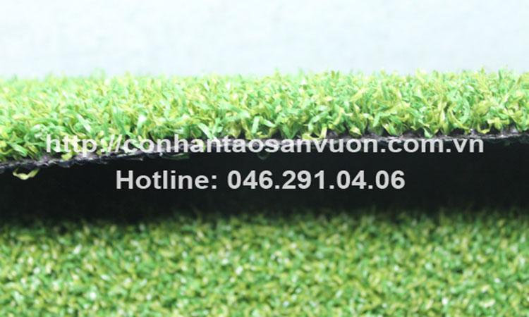 Chi tiết sản phẩm cỏ nhân tạo sân Golf DVN - G2 4