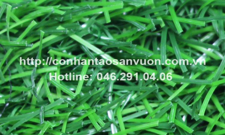 Mô tả hình ảnh cỏ nhân tạo sân vườnDVN - S21 1