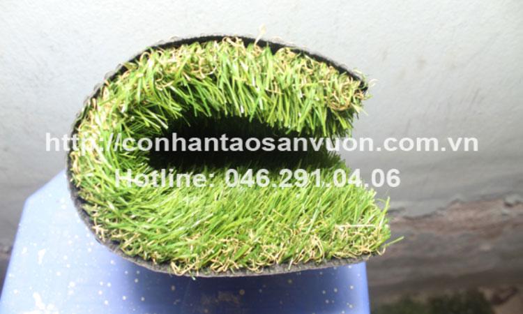 Chi tiết sản phẩm cỏ nhân tạo sân vườn DVN - S24 3