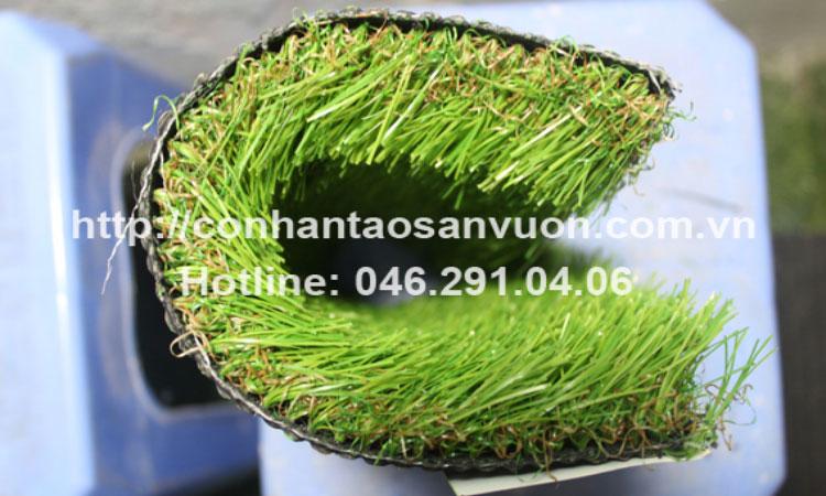 Chi tiết sản phẩm cỏ nhân tạo sân vườn DVN - S32 3