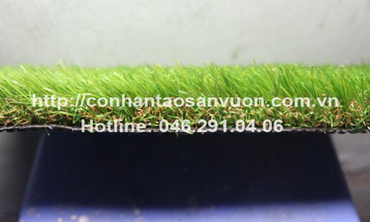 Chi tiết sản phẩm cỏ nhân tạo sân vườn DVN - S32 4
