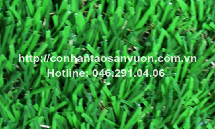 Chi tiết sản phẩm cỏ nhân tạo sân vườnDVN - S35 1