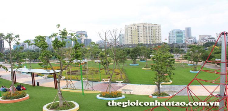 khu công viên dịch vọng cầu giấy