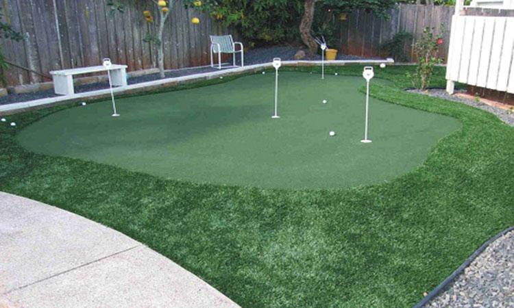 Xu hướng xây dựng sân golf mini trong nhà hàng 3