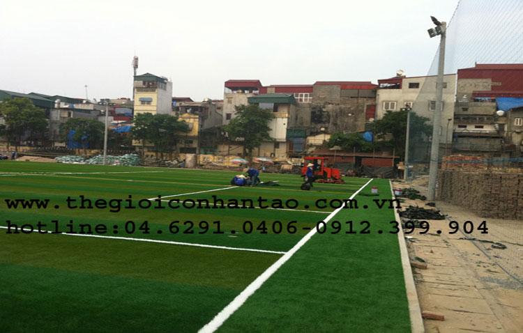 Dự án 3 sân bóng tại Quận Hoàn Kiếm - Hà Nội 1