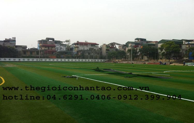 Dự án 3 sân bóng tại Quận Hoàn Kiếm - Hà Nội 2