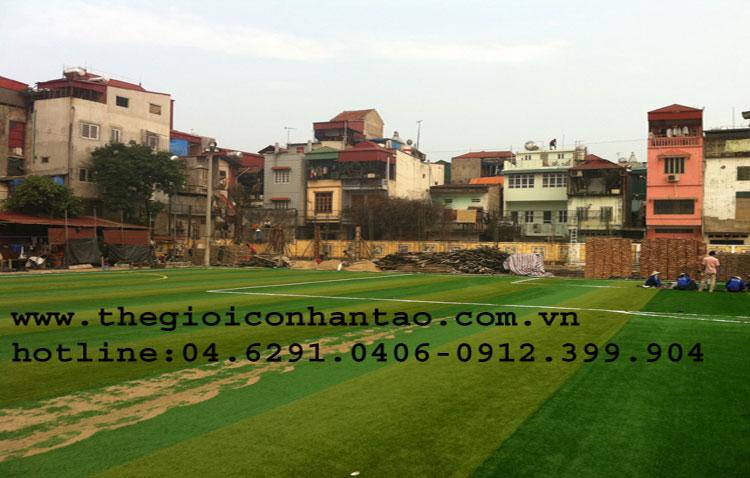 Dự án 3 sân bóng tại Quận Hoàn Kiếm - Hà Nội 3
