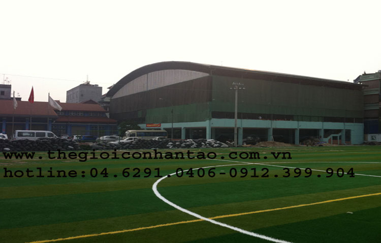 Dự án 3 sân bóng tại Quận Hoàn Kiếm - Hà Nội 4