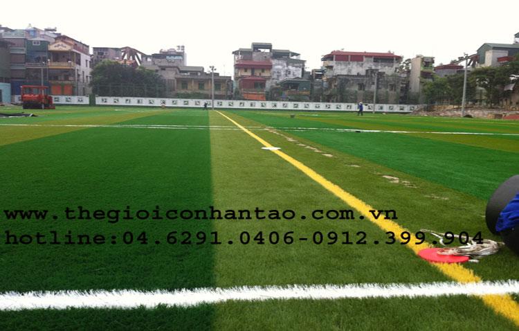 Dự án 3 sân bóng tại Quận Hoàn Kiếm - Hà Nội 5