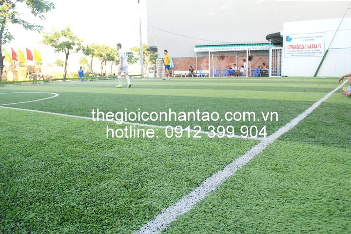 Sân bóng đá nhỏ mini 1