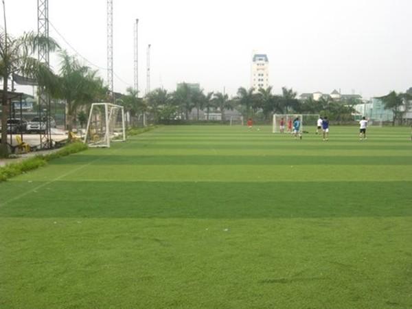 sân bóng đá đại học thủy lợi