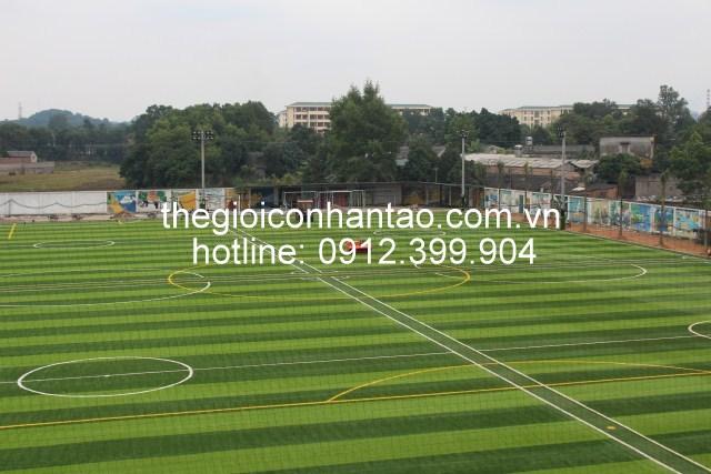 3. Sân bóng cỏ nhân tạo Phòng không – Không quân 1