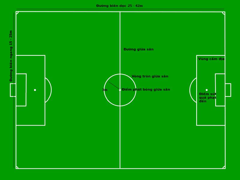 Sân bóng đá mini 1