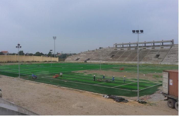 Sân bóng đá cỏ nhân tạo 7 người lớn nhất Việt Nam