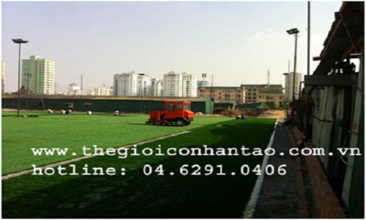 Dự án thi công các sân bóng tại TP Hồ Chí Minh 1