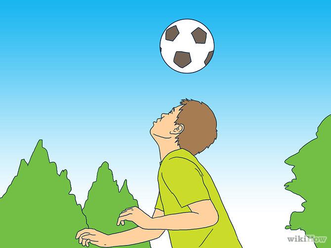 2.Mỗi ngày, tập luyện trên quả bóng, ném bóng, chuyền bóng , chạy tốc độ 1