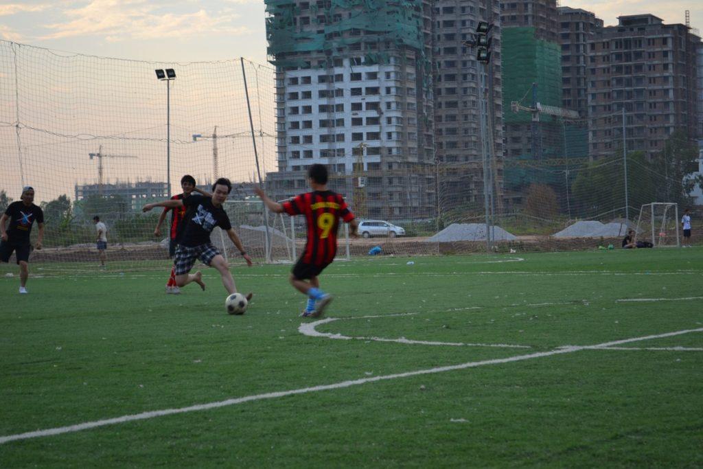 Chiến thuật phòng ngự hiệu quả trong bóng đá 2