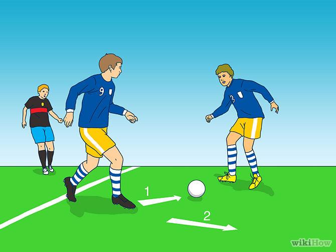 5.Khi chơi bạn cần hoàn thiện mình kỹ năng chuyền bóng, di chuyển nó, chứ không thể đúng yên đó được 1