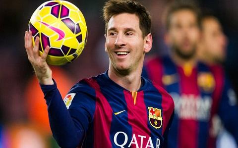 Cách sút bóng giống như cầu thủ messi