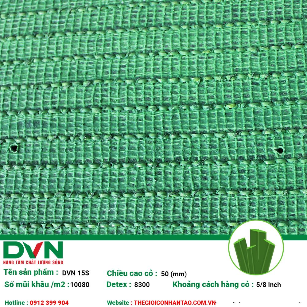 Một số hình ảnh cỏ nhân tạo DVN 15S 3