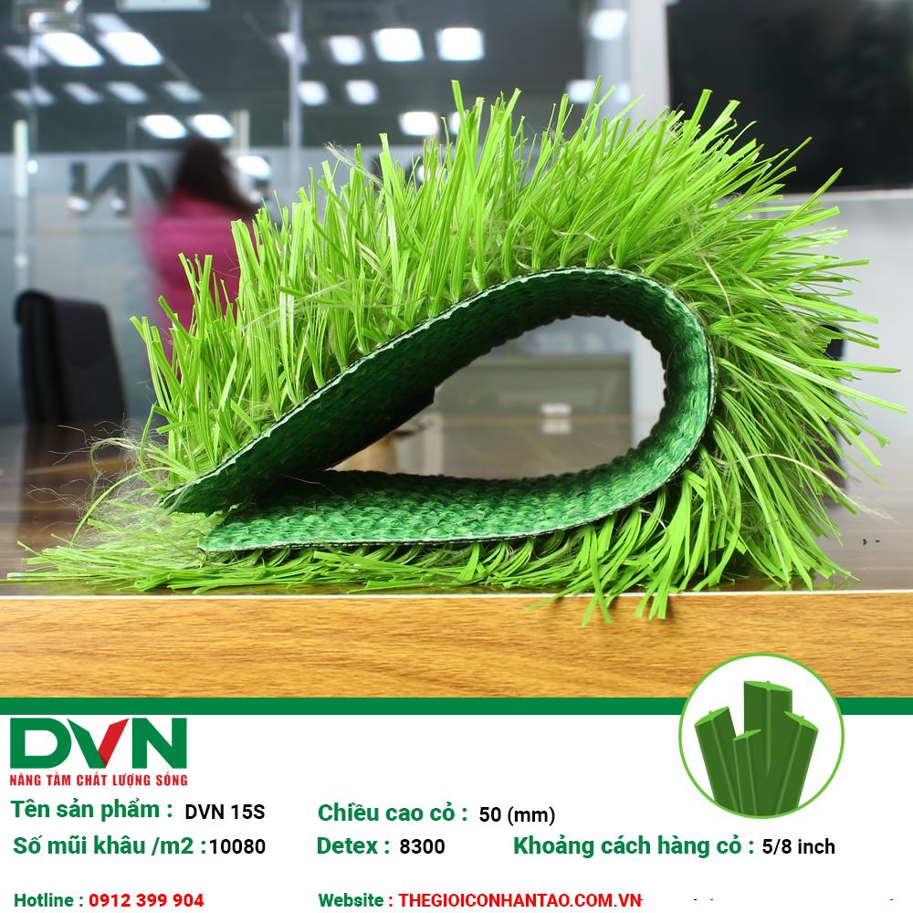 Một số hình ảnh cỏ nhân tạo DVN 15S 2