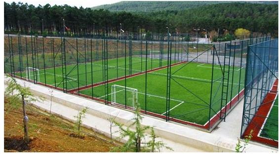 Tổng quan về sân bóng đá mini 1