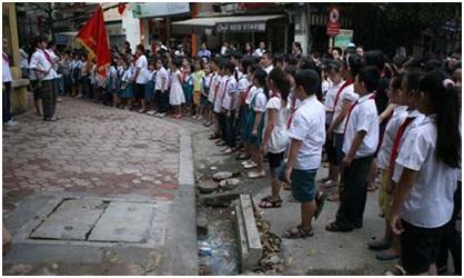 Sân bóng đá, giải pháp cho bóng đá học đường 1