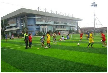 Sân bóng đá, giải pháp cho bóng đá học đường 2