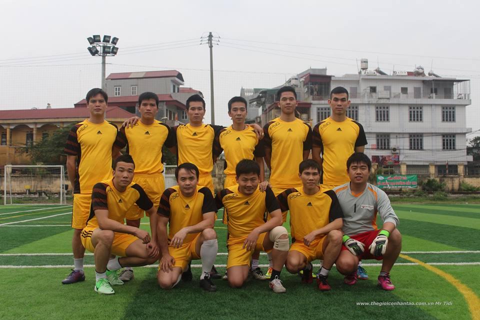 Giải bóng đá Long Biên mở rộng 2015 – Cup Thegioiconhantao.com.vn lần III 5