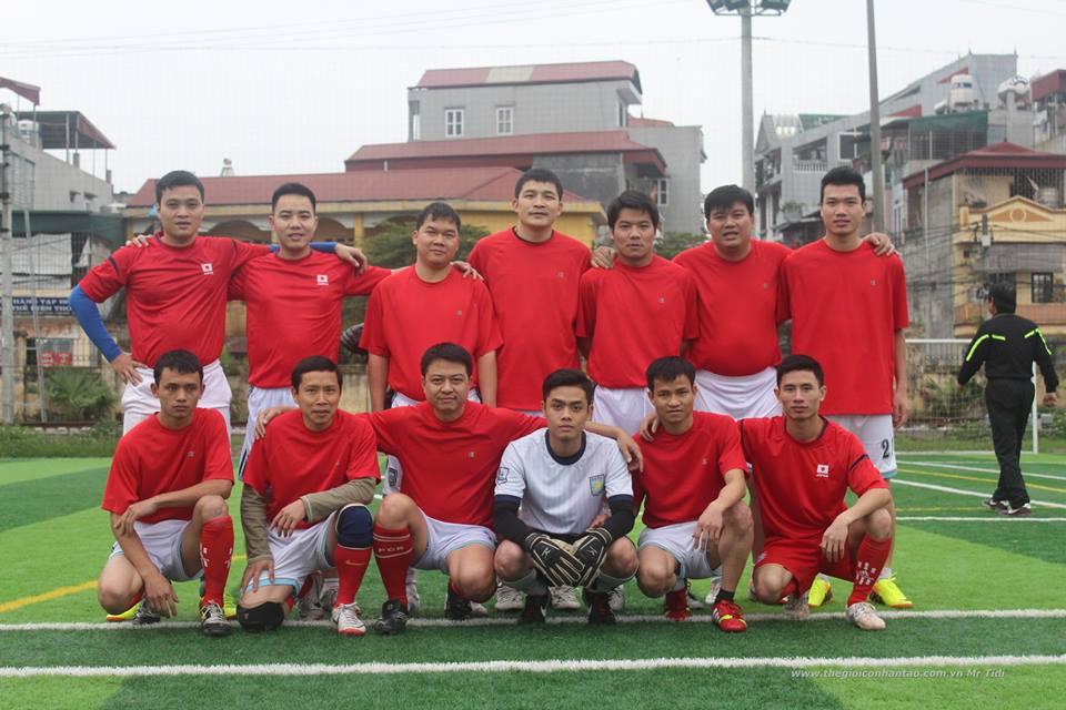 Giải bóng đá Long Biên mở rộng 2015 – Cup Thegioiconhantao.com.vn lần III 3