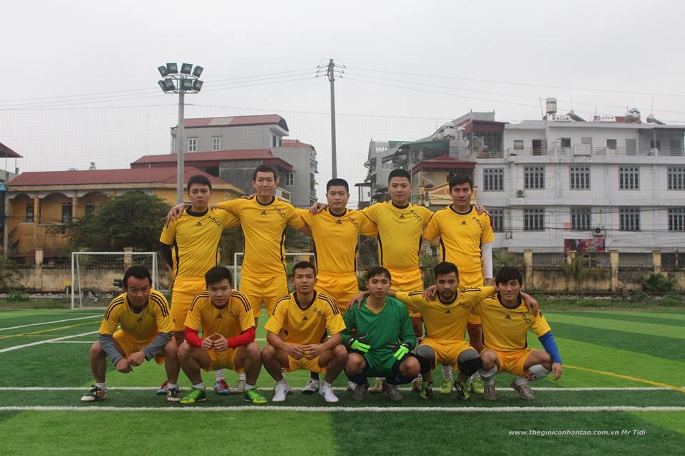 Giải bóng đá Long Biên mở rộng 2015 – Cup Thegioiconhantao.com.vn lần III 2