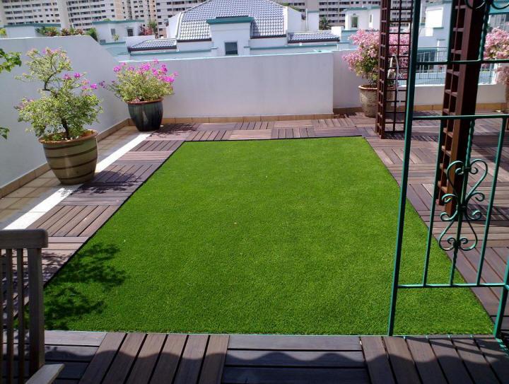 Ưu điểm của cỏ nhân tạo 2