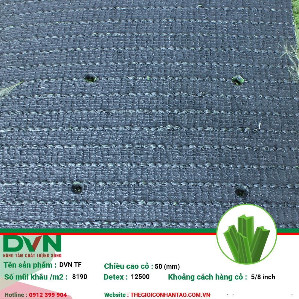 Sản phẩm cỏ nhân tạo sân bóng DVN TF 3
