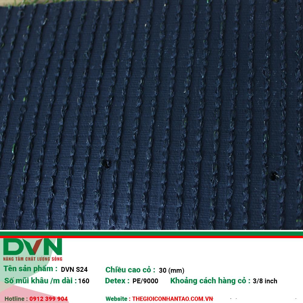 Cỏ nhân tạo sân vườn DVN S24 2