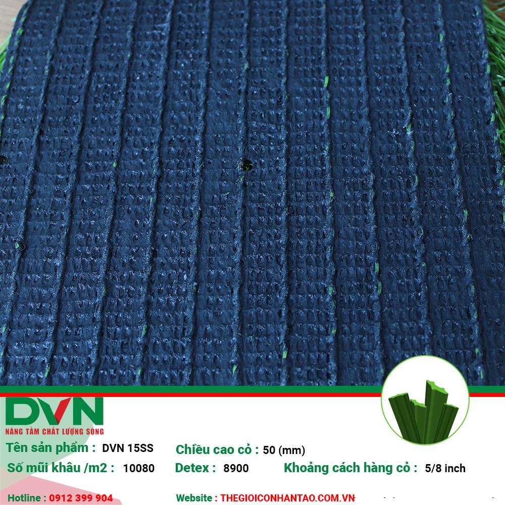 Sản phẩm cỏ nhân tạo sân bóng DVN 15SS 3