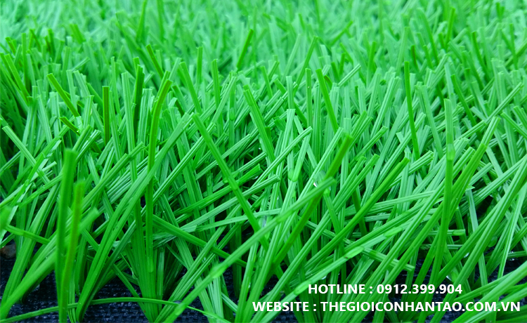 Thi công sân bóng đá cỏ nhân tạo Liễu Đề - Nam Định 2