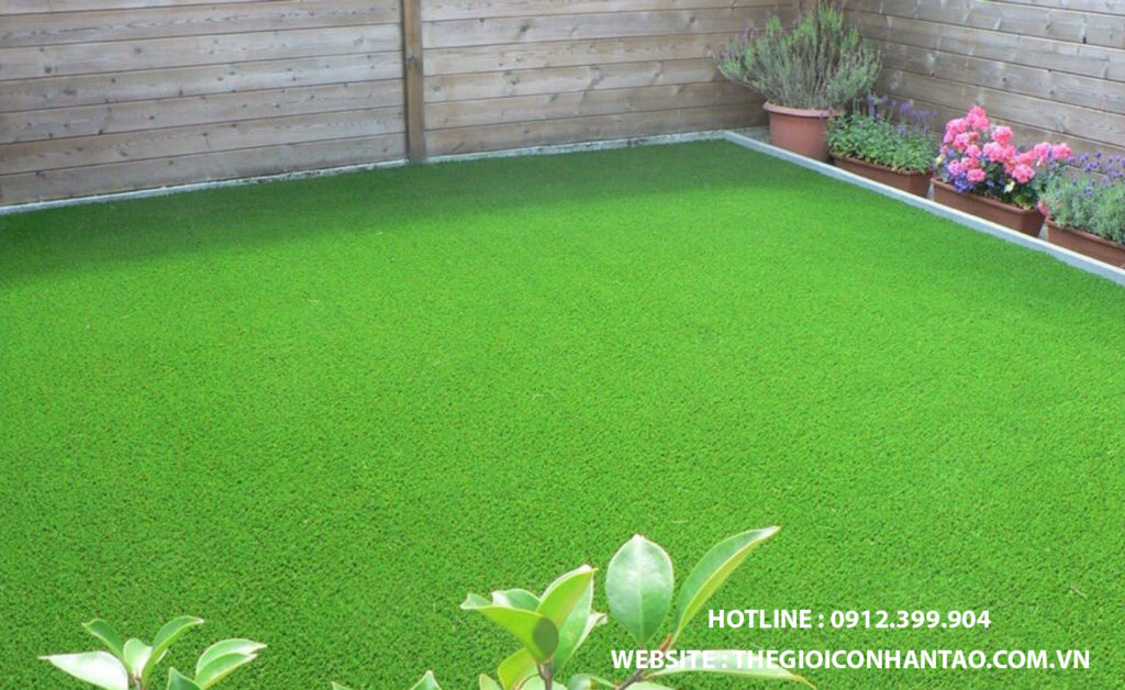 Tại sao cỏ nhân tạo sân vườn được ưa chuộng nhất hiện nay? 1