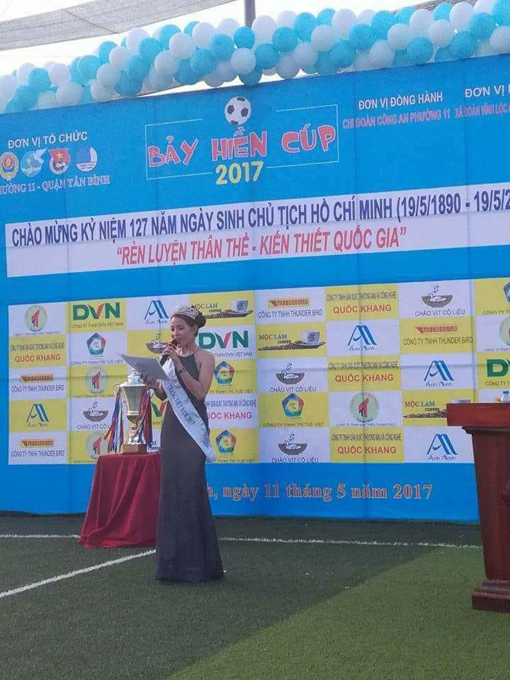 Công ty DVN - chi nhánh HCM tham dự giải đấu Bảy Hiền Cúp 2017 chào mừng ngày sinh nhật Bác 3