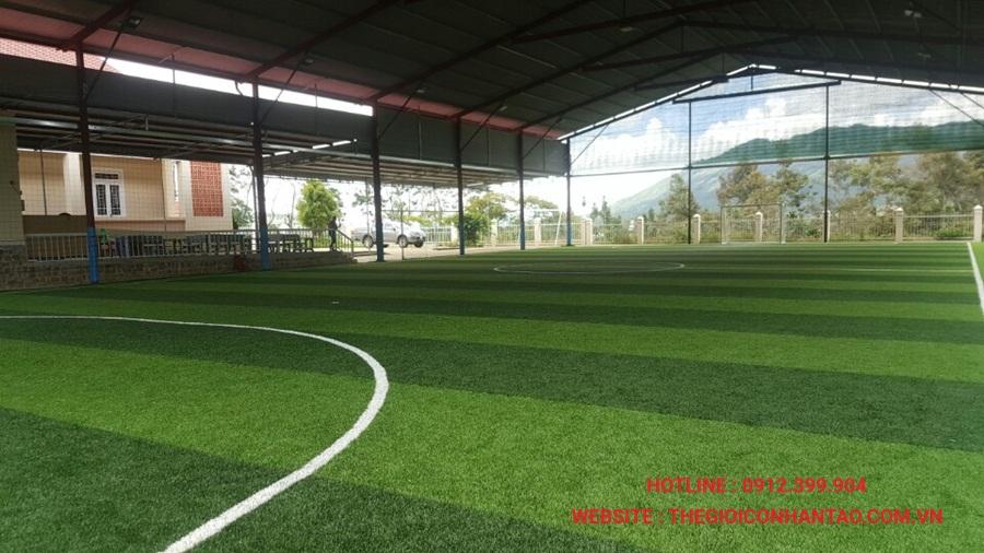 Dự án sân bóng có mái che tại Bảo Lộc, Lâm Đồng 2