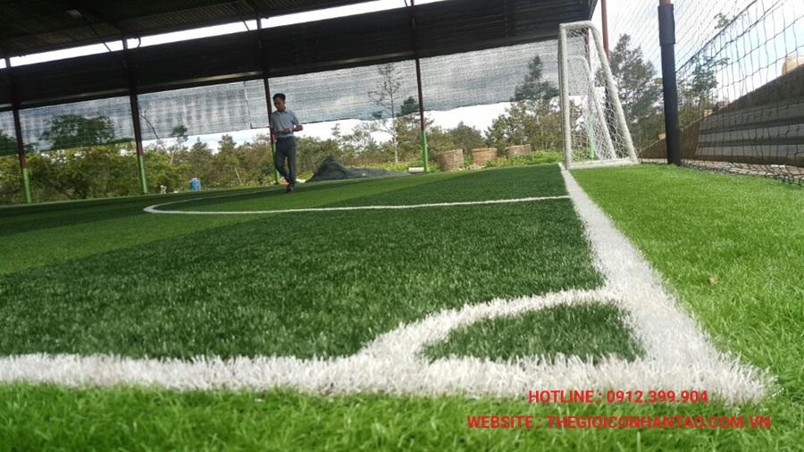 Dự án sân bóng có mái che tại Bảo Lộc, Lâm Đồng 1