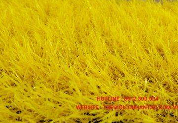Cỏ nhân tạo màu và những ứng dụng của cỏ màu