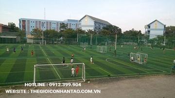 Dự án sân bóng Trường Đại Học Quảng Nam