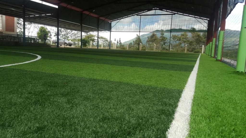 Dưới đây là một số hình ảnh của Dự án sân bóng có mái che tại Bảo Lộc, Lâm Đồng 5