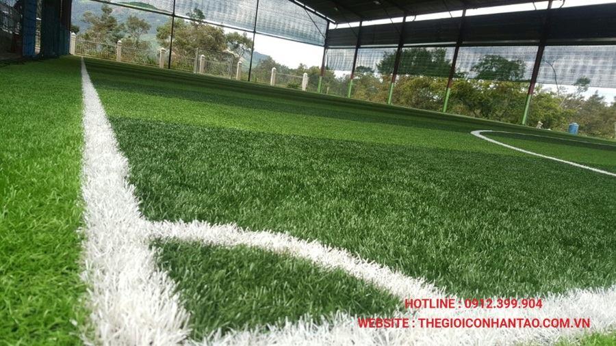 Dưới đây là một số hình ảnh của Dự án sân bóng có mái che tại Bảo Lộc, Lâm Đồng 2